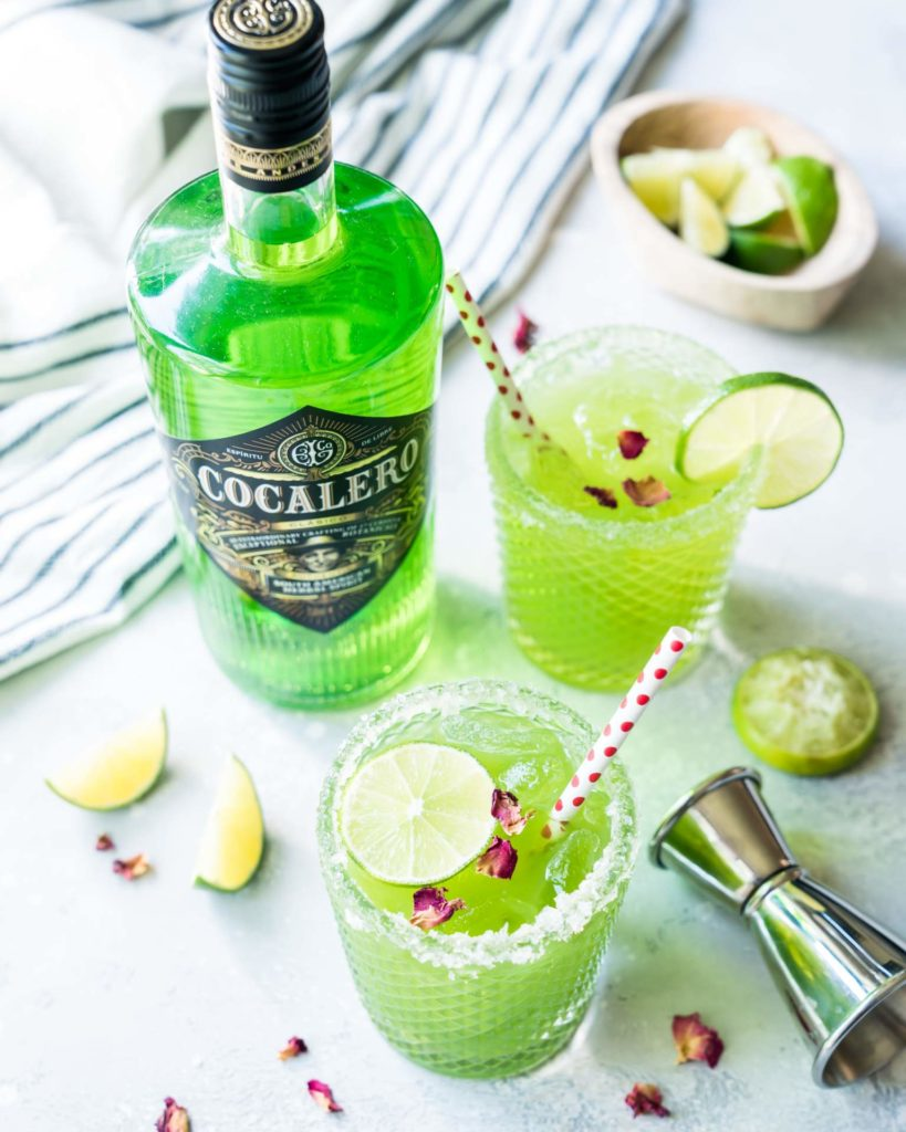 green juice margarita