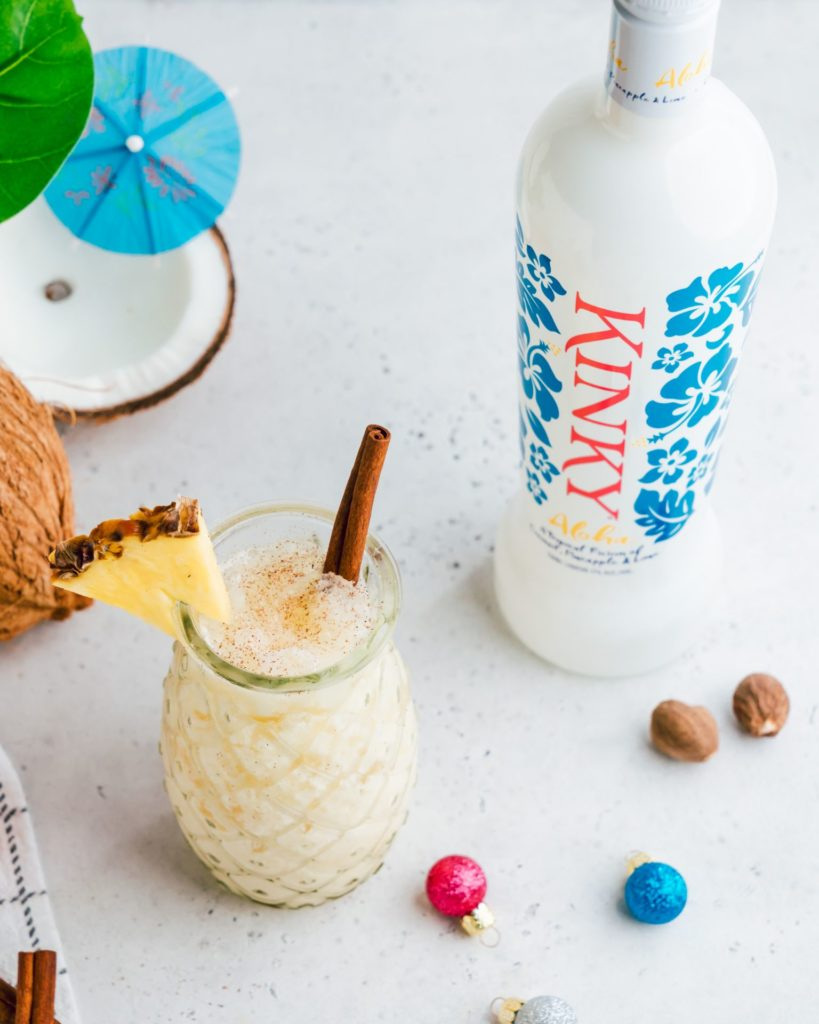 winter kringle colada