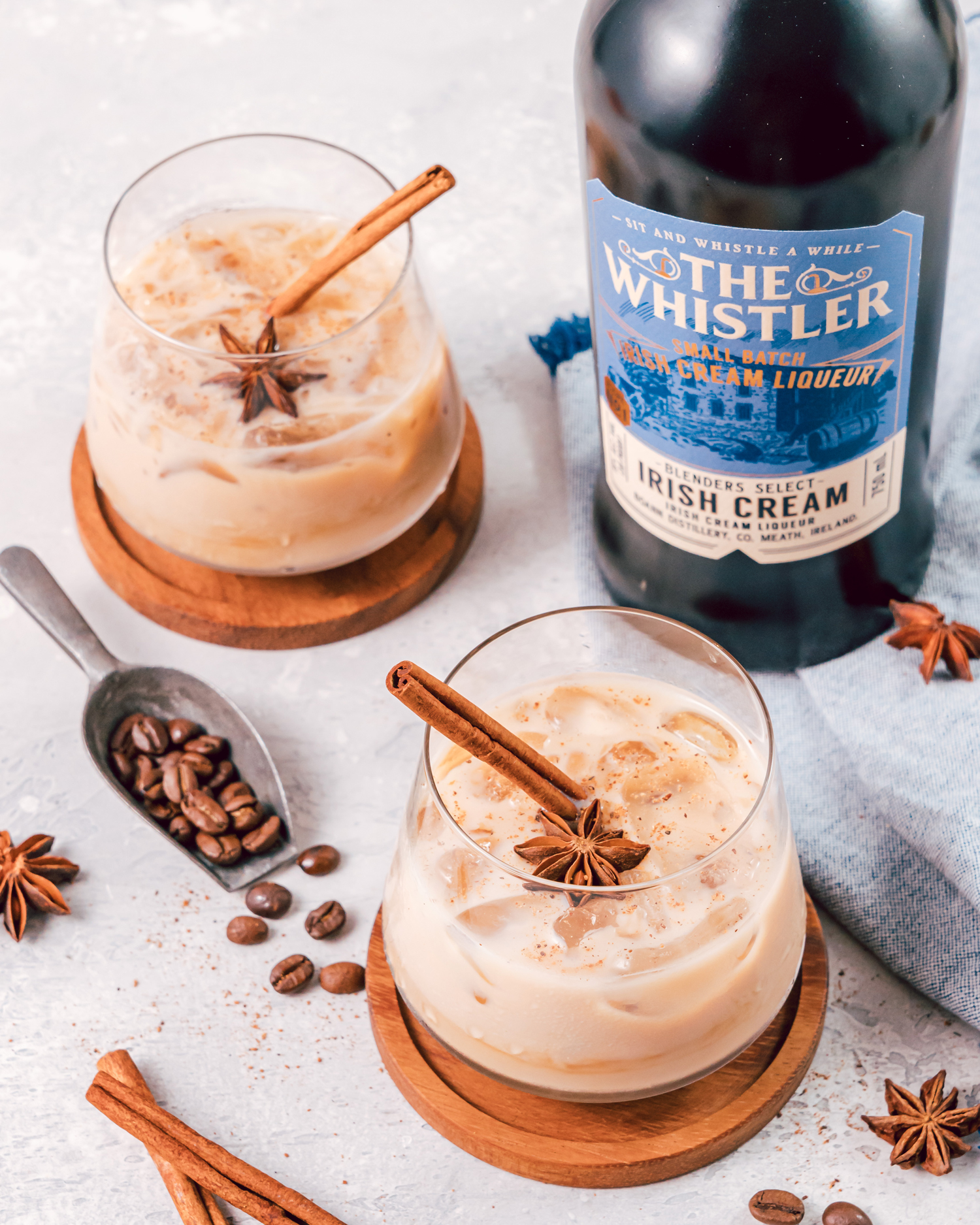 Dirty Chai white russian
